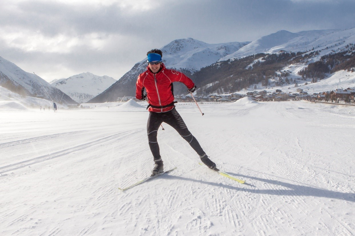 How to up your cross country ski A-game