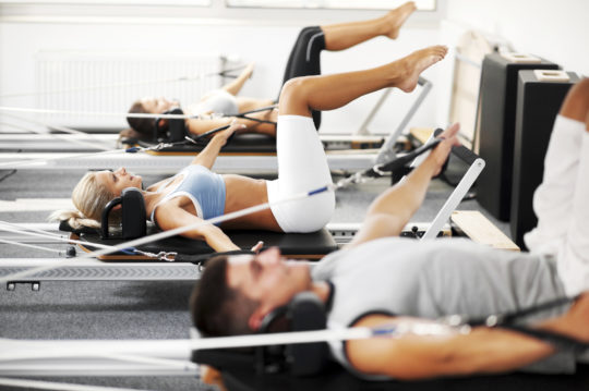 Trio Reformer Classes
